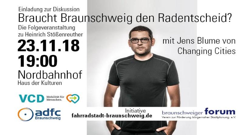 Braucht Braunschweig den Radentscheid?