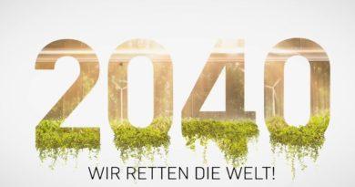 """10 Freikarten für den Film """"2040 – WIR RETTEN DIE WELT!"""" gewinnen!"""