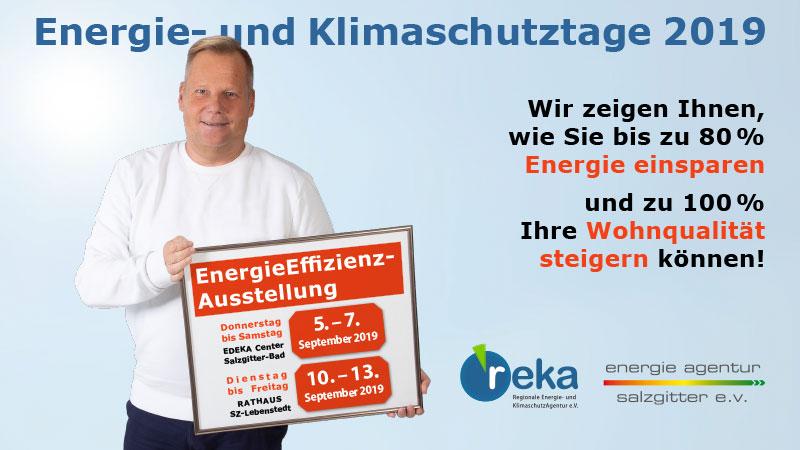 Energieeffizienz-Ausstellung in Salzgitter-Bad