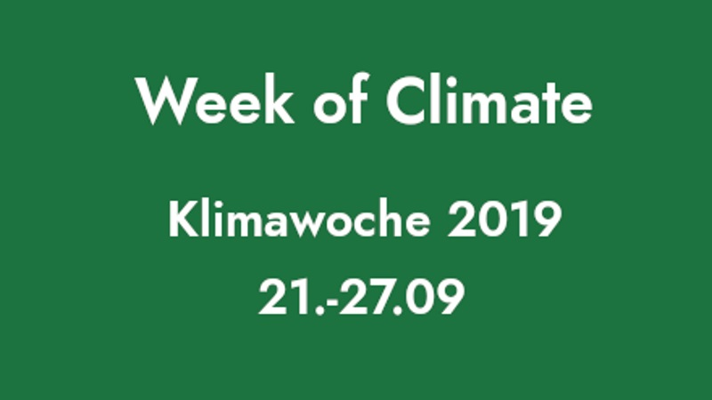 "Klimafreundliche Solidaritäts-Party ""Rock The Climate"""
