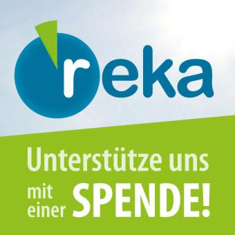 Unterstütze die reka mit einer Spende!