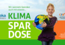 Spenden sammeln mit Klimaspardose