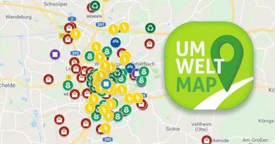 Die Umweltmap Braunschweig ist online!